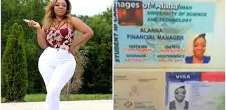 Boduong She Scam Moesha Actress Scooper Ghanaian Allegedly Femininity - Duped video An American Mess In News
