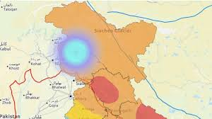 The tremors were felt in parts of pakistan and north india. Mild Earthquake Hits Jammu And Kashmir Tremors Send Srinagar In Panic India News