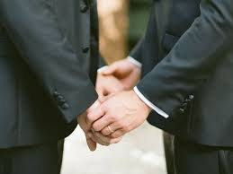 Gay commitment ceremony sample