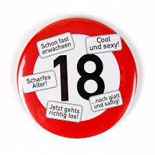 Spr He F 18 Geburtstag Lustig Spruchwebsite