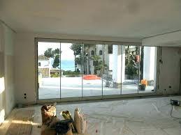 accordion glass doors patio charming with folding exterior florida