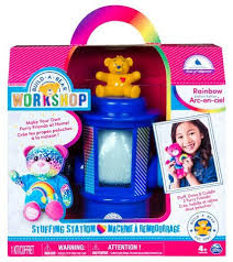 Gift Ideas for 6 Year Old Girls \u2013 Build-A-Bear Workshop Stuffing Station 5 to - The Missus V