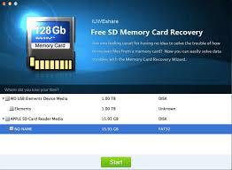mac sd memory card recovery mac