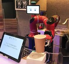 Well, at least for the moment at once alike cafe in collingwood, melbourne. Robot Barista To Serve Coffee At Travel Agency Cafe In Tokyo Using Ai