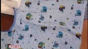 Video: How to Make a Baby Quilt | Martha Stewart &  Adamdwight.com