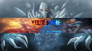 dota 2 lina and crystal maiden banner youtube