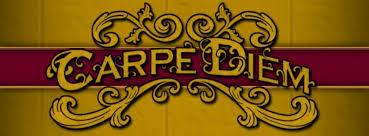 Znalezione obrazy dla zapytania carpe diem