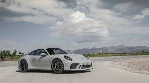 2018 Porsche 911 GT3 review with price, horsepower and photo gallery