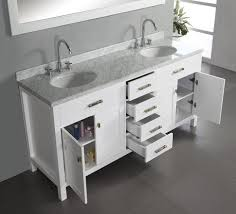 Bathrooms Design Double Sink Top Vanity Sink 60 Bathroom Vanity