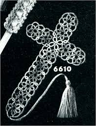 Crochet Cross Pattern Stunning Cross Crochet Pattern Archives Vintage Crafts And More