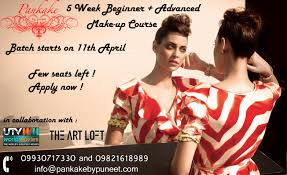 makeup courses makeup artists introducing pankake by puneet