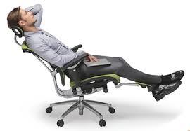 comfort office chair. new ergohuman legrest comfort office chair