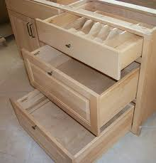 Custom Kitchen Cabinet Makers Awesome Custom Cabinet Drawers Charles R Bailey Cabinetmakers