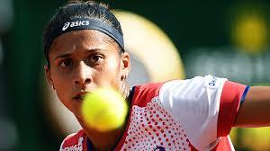 Tenista que nasceu em Santana do Ipanema  Teliana Pereira é campeã de torneio realizado no Brasil