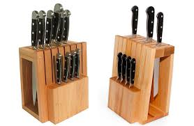 Designing for Knife Storage, Part 1: Blocks and Wall Racks