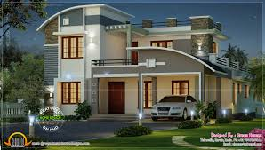bedroom double floor indian luxury home design kerala home design