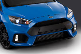 US-Spec 2016 Ford Focus RS to Debut in New York with More than ...