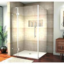 48 shower stall shower x stall ovation curved inch base with seat x shower stall 48 48 shower stall