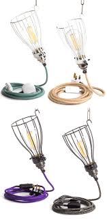 Vintage Plug In Lights Inspection Lamp Vintage Plug In Light Factorylux In 2019
