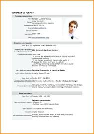 New Resume Format Resume Format 2018 Examples – Armni.co