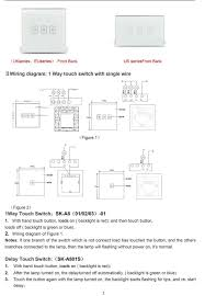 one way touch lamp switch wiring diagram circuit diagram symbols \u2022 Westek E72217 Touchtronic eu standard touch switch 1 gang 1 way white crystal glass panel rh sites google com westek touch dimmer wiring diagram touch lamp e206997