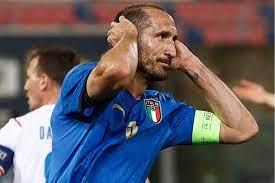 كيليني: `` أستمتع بكل لحظة في يورو 2020 '' - Football Italia