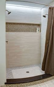 Two Tone Bathroom Tile Designs 32 Best Shower Tile Ideas And Designs For 2019