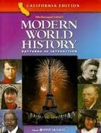 World History Patterns Of Interaction Online Textbook Delectable Modern World History California Edition Patterns Of Interaction