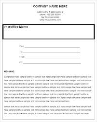 Example Of Office Memorandum Letter Interoffice Memo Samples Elegant Outlined Memo Interoffice