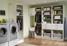 View in gallery Elegant laundry room design