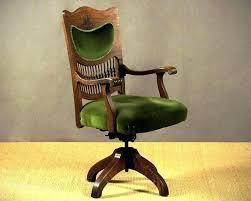 antique swivel desk chair green desk chair image of antique wood swivel desk chair green leather