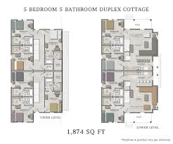 structure of bedroom duplex house modern pictures 5 bungalow building plan gallery floor plans in nigeria houses