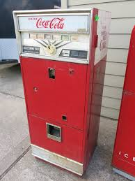 Old Soda Vending Machines Fascinating Vintage Coke Machines For Sale CocaCola Machines For Sale Vendo