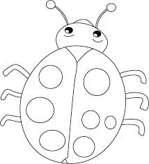 Small Picture Ladybug smiles stomach cries coloring pages Download Free