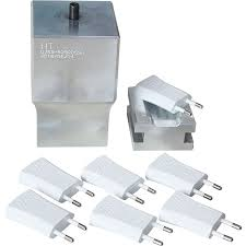 ultrasonic charger adapter mold horn fixtures