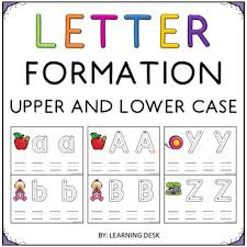 Jolly phonics and jolly grammar workshops. Letter Formation Practice Sheets Worksheets Teaching Resources Tpt