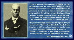 Smith Wigglesworth Quotes Magnificent YOU WILL HAVE TO HAVE FIRE Smith Wigglesworth Quote Flickr