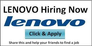 Lenovo Jobs || Lenovo Work || Worldwide Jobs || Vulearning Jobs