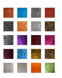 Simiron Metallic Additive Exotic Pigment System