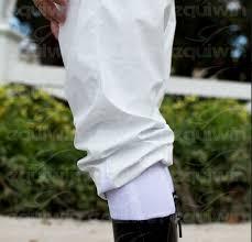 Pants In Winter Jockey Pants In Non Shiny Vinyl