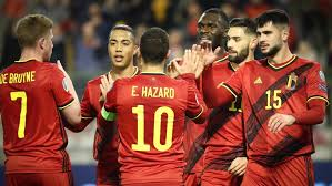 Les Diables rouges restent N.1 au classement Fifa pour la 13e fois de suite  - Le Soir