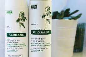 Klorane Dry Shampoo Klorane Dry Shampoo With Oat Milk Aerosol Vs Non Aerosol Daisys