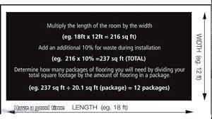 hardwood floor calculator