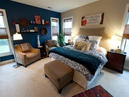 Modern Color Schemes For Bedrooms Brown And Blue Bedroom Color Schemes Cool Barnside Wood Headboard