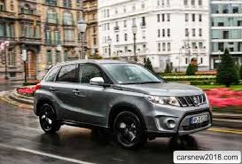 2018 suzuki vitara. delighful 2018 as part of the frankfurt motor show in september 20182019 suzuki held  official version show osportivlennoy vitara compact crossover  to 2018 suzuki vitara i