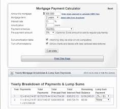 Mortgage Calculator With Extra Monthly And Yearly Payments 103 Best Free Online Amortization Schedule Maker