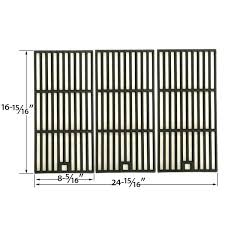 kenmore iron. cast iron cooking grid replacement for kenmore 415.16123801, 415.16125, 415.16127, 415.16537900, 415.16127800, 6400-122390-115, 415.16123801 and kmart e