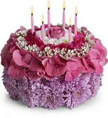 Happy Birthday Cake To Someone Special In Vancouver Bc Aria Florist