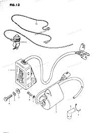1981 Suzuki Gs450 Wiring Diagram Key