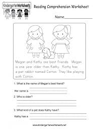 Reading Comprehension Worksheets 4th Grade Wallpapercraft For 3rd ...